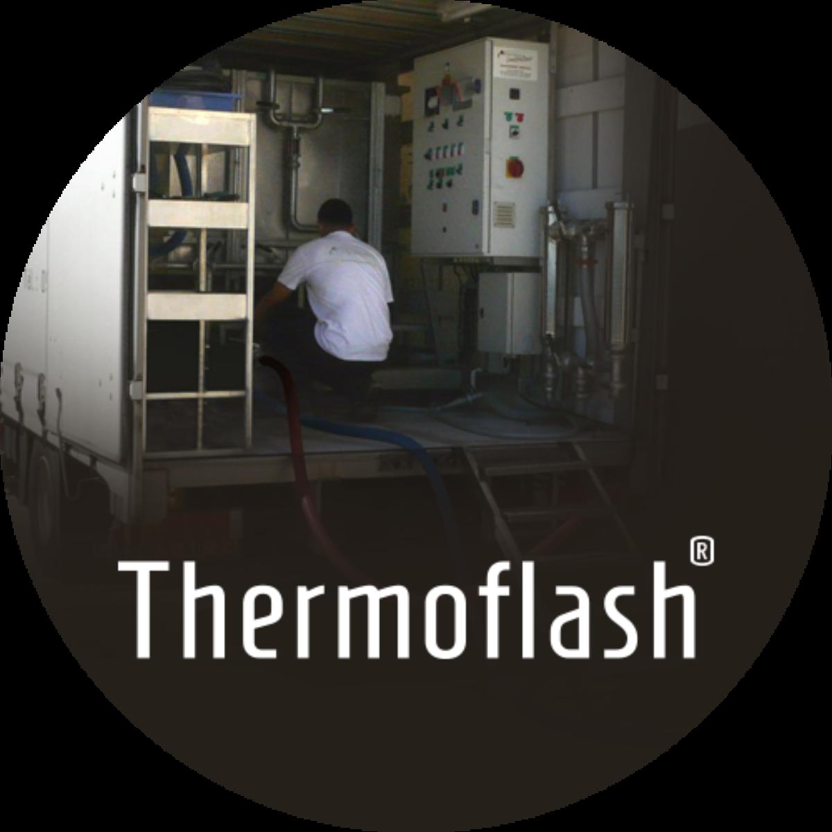 Flash-Pasteurisation: Thermoflash®