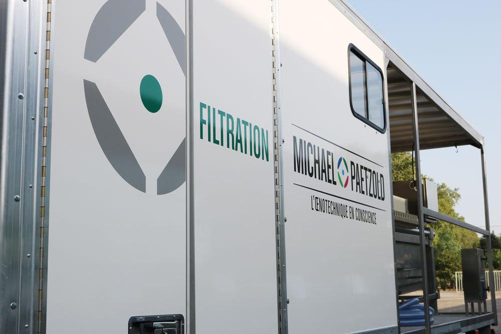 Filtration Vin Presse Filtre Paetzold