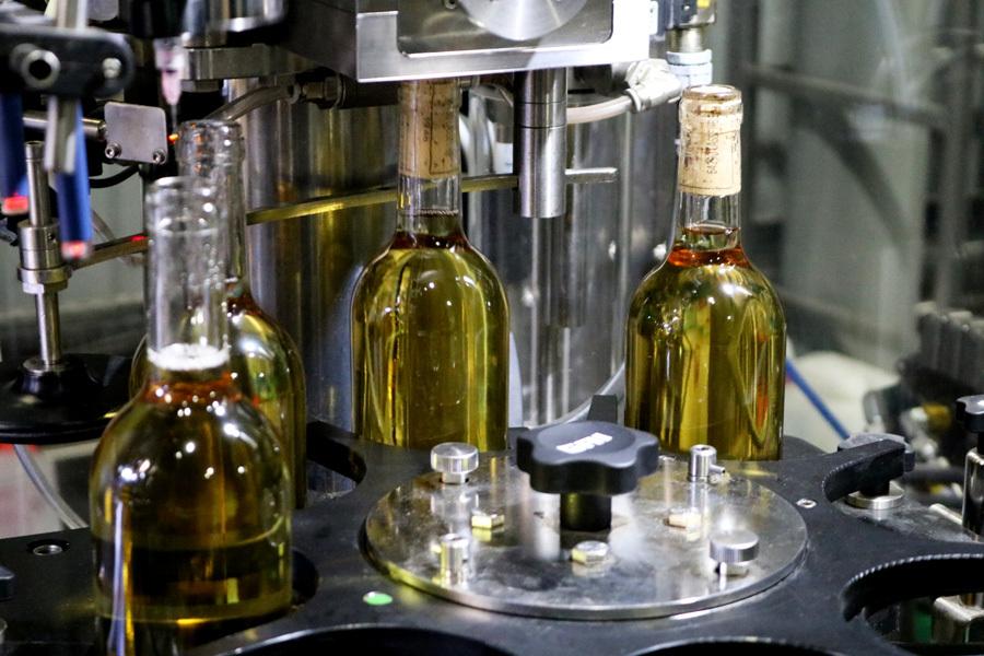 Remplacement De Bouchon Recork Vin Blanc C