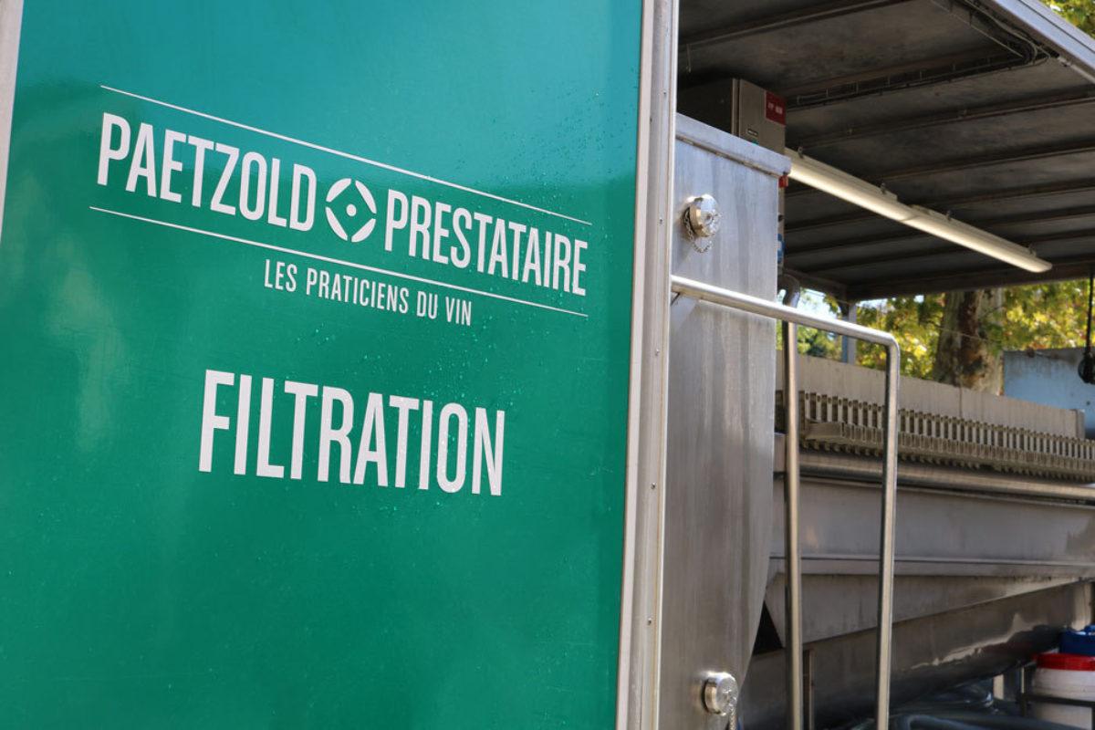 Filtration Vins Michael Paetzold