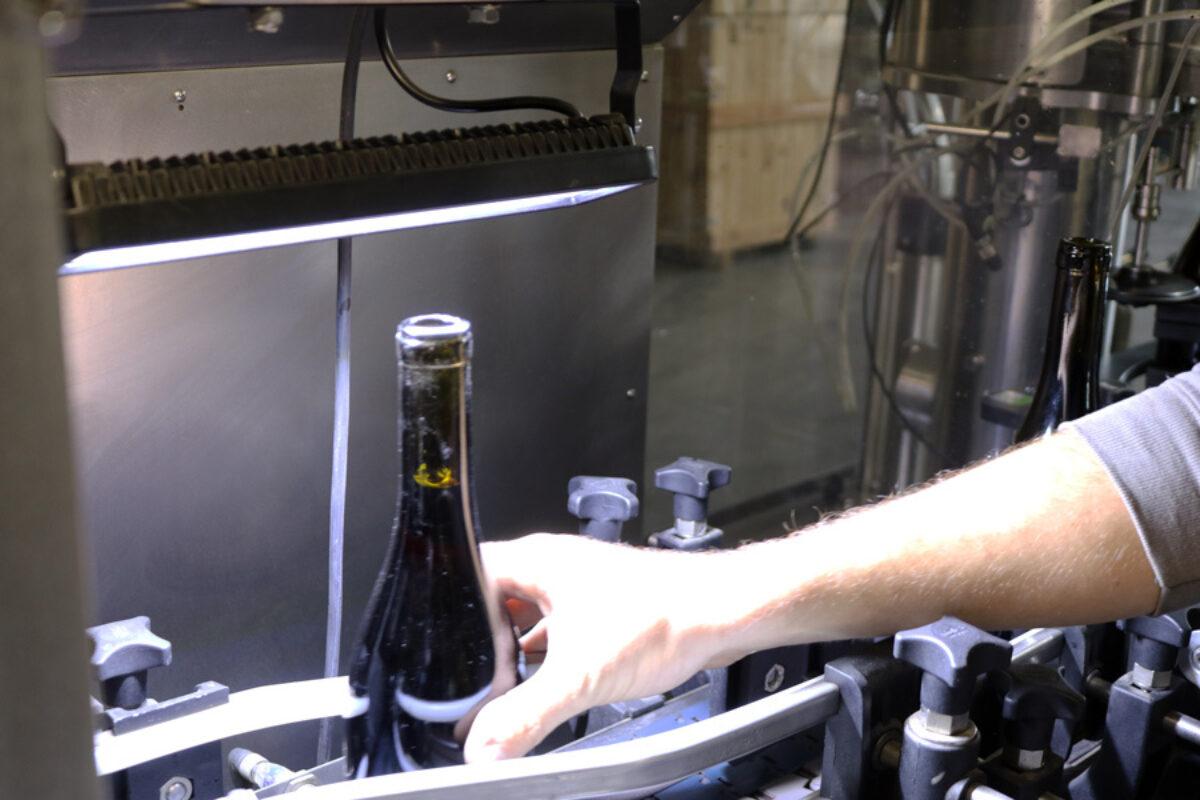 Remplacement De Bouchon Recork Controle Vin Rouge G