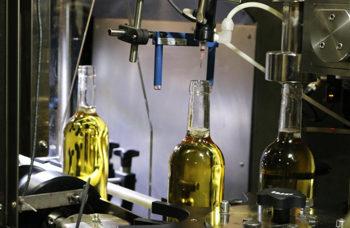 Remplacement De Bouchon Recork Vin Blanc Unite De Remplacement G