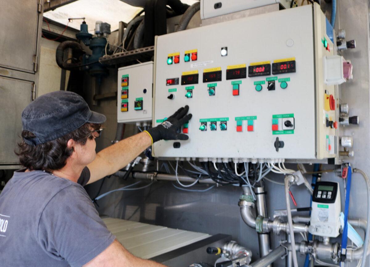 Stabilisation Tartrique Technicien Controle G