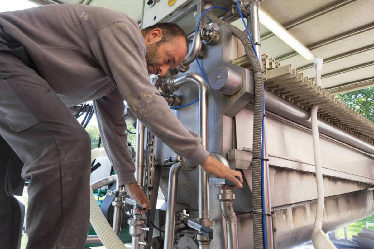 Technicien Filtration Lies Vin