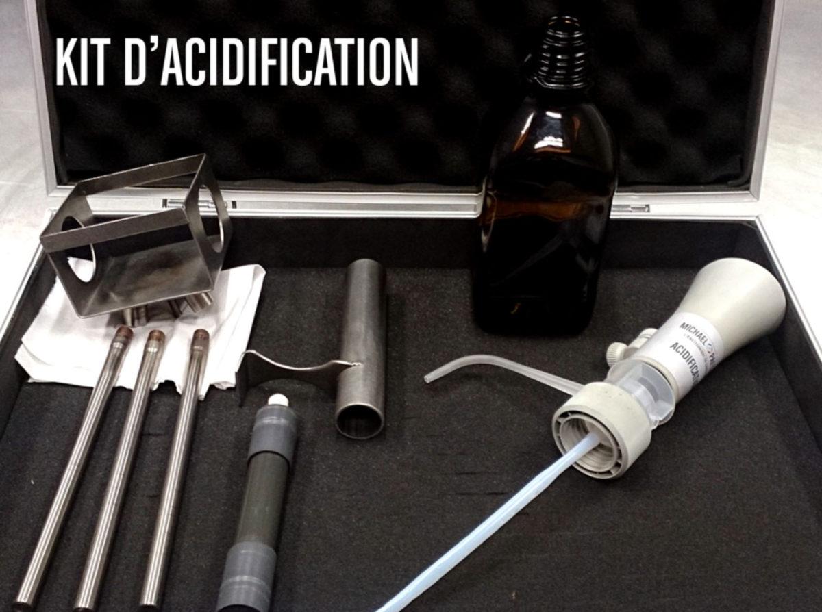 Actu Kit Acidification